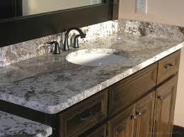 Granite Bathroom Countertops With Sink Bathroom Cost Of Granite Bathroom Countertops Ideas Vanity Units
