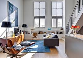 Decorate Small Living Room Living Room Pretty Living Room With Stone Walls Also Stairs With