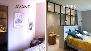 ouverte sur chambre salle de bain chambre chambre avec salle de bain verriere chaios com