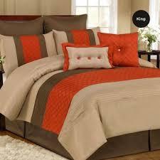 Burnt Orange Comforter King 429 Best Home Images On Pinterest Comforter Sets Basement