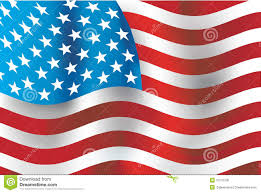 Usa Flag Vector American Flag Vector Stock Vector Illustration Of National