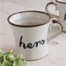 his and hers mug inobun rakuten global market his hers mug cup microwave