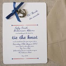Samples Of Wedding Invitation Cards Wordings Vertabox Com Nautical Wedding Invitation Vertabox Com
