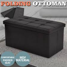 Leather Ottomans Coffee Tables by Ottoman Coffee Table Ebay