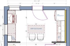 One Room Cabin Floor Plans One Room Challenge Cottage Kitchen Week 1 Design