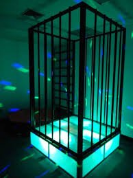 pole cage shadow boxes rentals free delivery in the