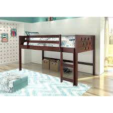 donco kids circles low loft twin bed free shipping today