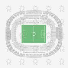 Diamondbacks Stadium Map Bc Place Stadium Soccer Sports Seating Charts
