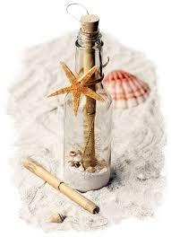 wedding invitations in a bottle starfish wedding invitation in a bottle bottle starfish and