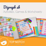 digraph activities games u0026 worksheets ng by top notch teaching