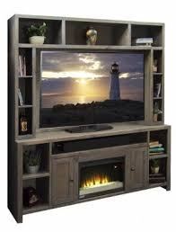 Electric Fireplace Entertainment Center Electric Fireplace Wall Unit Foter