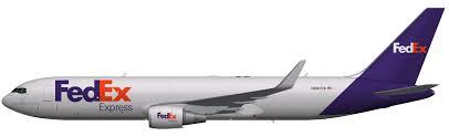 bureau fedex fedex express 767 300 faib fsx ai bureau