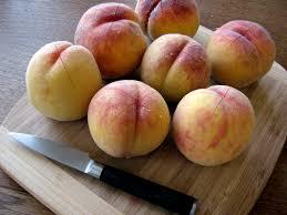 smitten peach butter