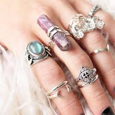 crystal silver rings images Jewels dixi shopdixi shop dixi crystal ring quartz crystal jpg