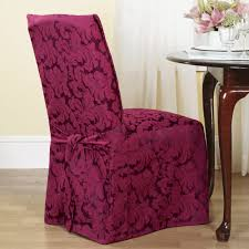 sure fit dining room chair covers purple dining chair covers home furniture ideas