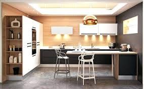 fabrication cuisine poignace cuisine design chaise haute bar fly cuisine design sans