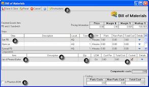 Bom Template Excel Image86 Jpg