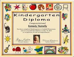 preschool graduation certificate exle certificate of graduation new kindergarten graduation