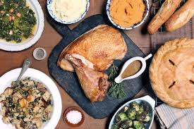 restaurants serving thanksgiving sf