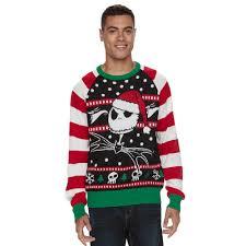 nightmare before christmas ugly christmas sweater