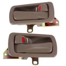 toyota camry interior door handle pair left right inner interior inside door handle for toyota