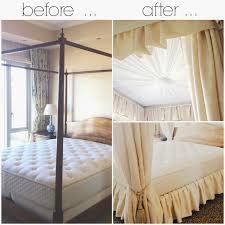 rosa beltran design project sneak peek deluxe canopy bed
