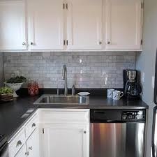 carrara marble subway tile kitchen backsplash carrara marble backsplash design ideas