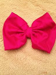 hair bows how to make big hair bows snapguide