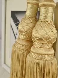 Drapery Tassel Tiebacks Curtain Tassel Tie Backs Australia Memsaheb Net