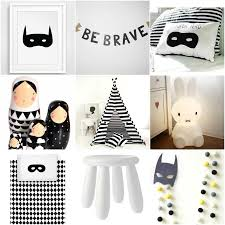 fresh kids room black and white decor idea stunning interior