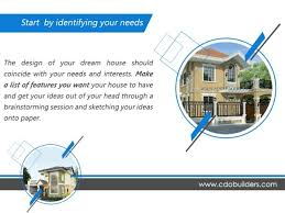 what is your dream house we help you build your dream house