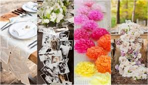 diy table runner ideas 16 diy wedding table runner ideas