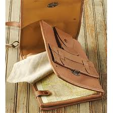Leather Map New Hungarian Military Map Case Brown 171737 Map Cases At