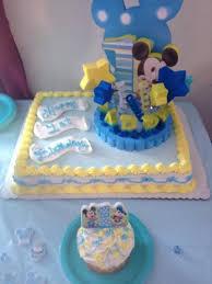 baby mickey 1st birthday baby mickey mouse 1st birthday cake topper adianezh on artfire