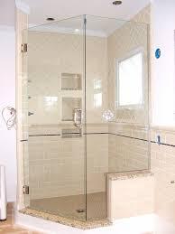 Chair Rail Ideas For Bathroom - chair rail and frameless shower door bathrooms forum gardenweb