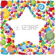 candy clipart border yafunyafun com