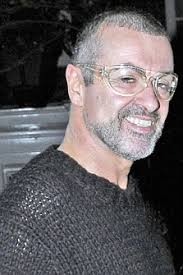 george michael happy to be home u2026 but won u0027t be driving any time