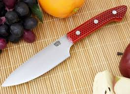 bark river kitchen knives one of the few kitchen knives made by bark river this is flickr