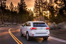 jeep cherokee brown 2017 jeep grand cherokee summit brings hand crafted leather and