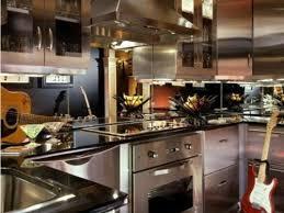 amazing stainless steel backsplash ideas kitchen my home design