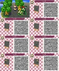 animal crossing new leaf qr code hairstyle qr codes animal crossing wiki guide ign