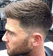 mens over the ear hairstyles バーバー系の刈り上げヘアスタイル特集 fade haircut latest