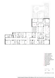 eaton centre floor plan gallery of welfare centre for children and teenagers in paris