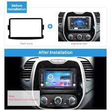 renault duster 2014 classic 2 din car radio fascia for 2012 2014 renault duster