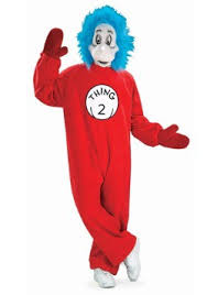 Cat In The Hat Costume Cat In The Hat Costumes Kids Cat In The Hat Costume