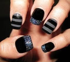 35 gray nail art designs grey nail art gray nails and silver
