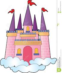 park clipart 41408 clip art graphic of a bounce castle on grass in