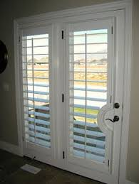 Window Treatment For French Doors Bedroom Custom Made Blinds For Arched Doors Decorating Pinterest