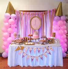 princess birthday party found on from baby