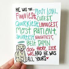 condolences for loss of pet pet loss card dog loss card condolences card grieving card pet